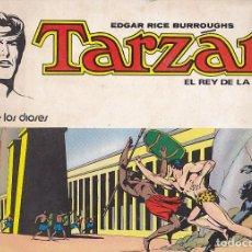 Tebeos: COMIC TARZAN EL REY DELA JUNGLA LA CUNA DE LOS DIOSES . Lote 107490751