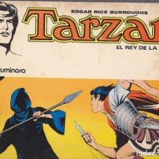 Tebeos: COMIC TARZAN EL REY DELA JUNGLA LA NIEBLA LUMINOSA . Lote 107490859