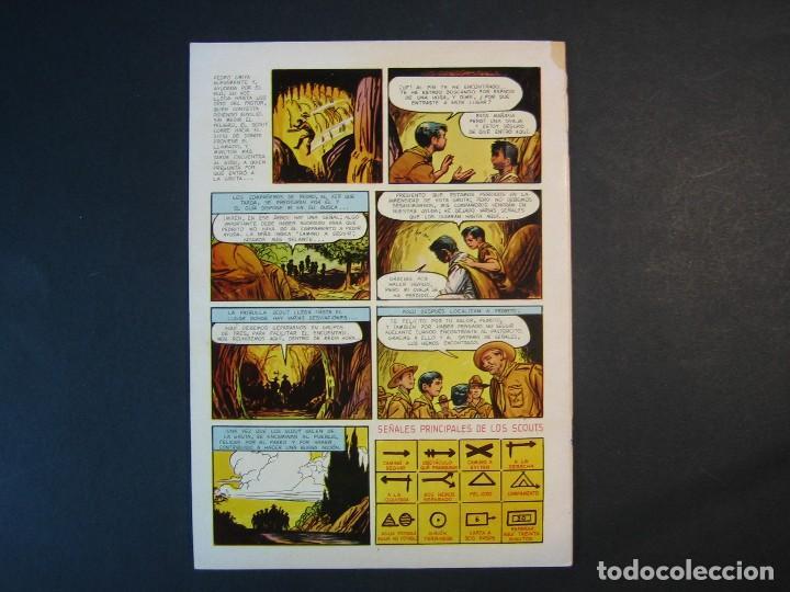 Tebeos: EL SUPER RATÓN Nº 51 ( EDICIONES RECREATIVAS,1951) - Foto 2 - 107548051