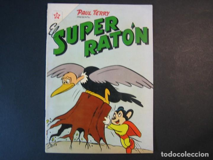 EL SUPER RATÓN Nº47 ( EDICIONES RECREATIVAS ,1951) (Tebeos y Comics - Novaro - Otros)