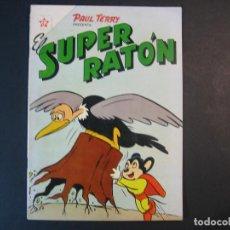 Tebeos: EL SUPER RATÓN Nº47 ( EDICIONES RECREATIVAS ,1951). Lote 107548131