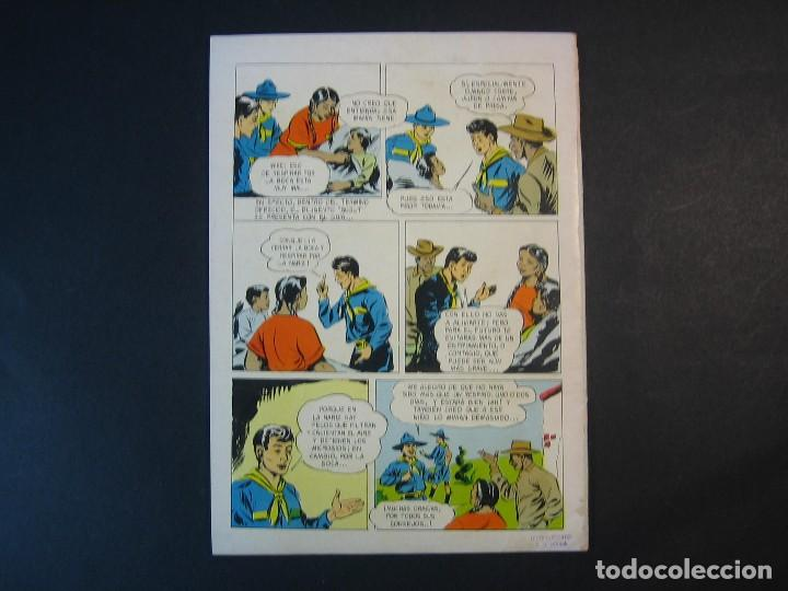 Tebeos: EL SUPER RATÓN Nº47 ( EDICIONES RECREATIVAS ,1951) - Foto 2 - 107548131