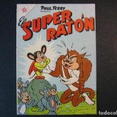 Tebeos: EL SUPER RATÓN Nº49 (1951,ERSA/NOVARO). Lote 107654883