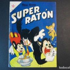 Tebeos: EL SUPER RATÓN Nº44 ( EDICIONES RECREATIVAS ,1951). Lote 107548363