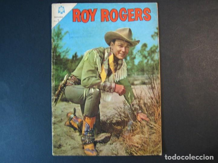 ROY ROGERS Nº150 ( EDITORIAL NOVARO / SEA / EMSA,1952 ) (Tebeos y Comics - Novaro - Roy Roger)
