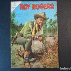 Tebeos: ROY ROGERS Nº150 EDITORIAL NOVARO / SEA / EMSA.1952. Lote 107548579