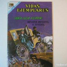 Tebeos: VIDAS EJEMPLARES Nº264 (1954, ER / NOVARO). Lote 107549891