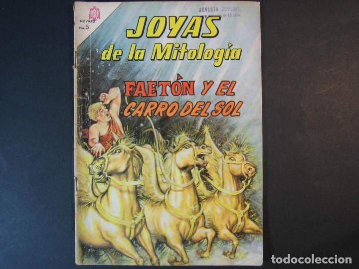 JOYAS DE LA MITOLOGIA Nº31 (1963, ER / NOVARO) (Tebeos y Comics - Novaro - Otros)