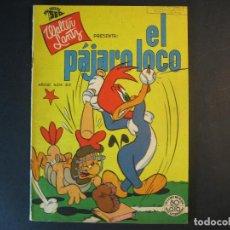 Tebeos: EL PAJARO LOCO Nº 22 (1950, SEA / NOVARO). Lote 107551027