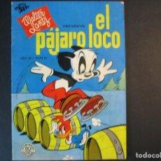 Tebeos: EL PAJARO LOCO Nº21 (1950, SEA / NOVARO). Lote 107551051