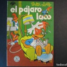 Tebeos: EL PAJARO LOCO Nº24 (1950, SEA / NOVARO). Lote 107551079