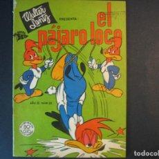 Tebeos: EL PAJARO LOCO Nº23 (1950, SEA / NOVARO). Lote 107551143