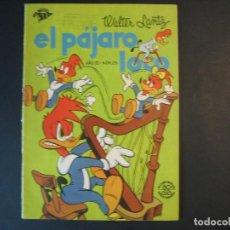 Tebeos: EL PAJARO LOCO Nº25 (1950, SEA / NOVARO). Lote 107551399
