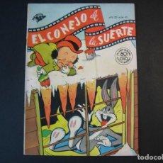 Tebeos: BUGS BUNNY Nº30 (1950, SEA / NOVARO) -EL CONEJO DE LA SUERTE-. Lote 107551615