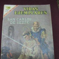 Tebeos: VIDAS EJEMPLARES. Nº 248. PEDRO TO ROT, EL CATEQUISTA SANTO. EDITORIAL NOVARO. JULIO 1967.. Lote 107580899