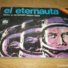 Tebeos: EL ETERNAUTA TOMO 2EDICION 1977 DE LA DE 1959 ART. SOLANO LOPEZ PIEZA DE COLECCION. Lote 107726815