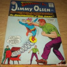 Tebeos: SUPERMAN PAL AND JUMMY OLSEN N.90 1966 DC INGLES USA.. Lote 107727047