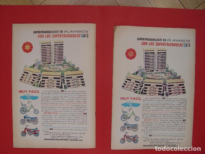 Tebeos: LOTE 2 COMICS: PORKY Y SUS AMIGOS (EDIT. NOVARO -MÉXICO-) 1972 ¡ORIGINALES! - Foto 2 - 107793663