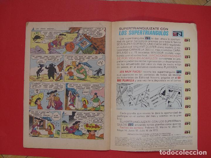 Tebeos: LOTE 2 COMICS: PORKY Y SUS AMIGOS (EDIT. NOVARO -MÉXICO-) 1972 ¡ORIGINALES! - Foto 11 - 107793663