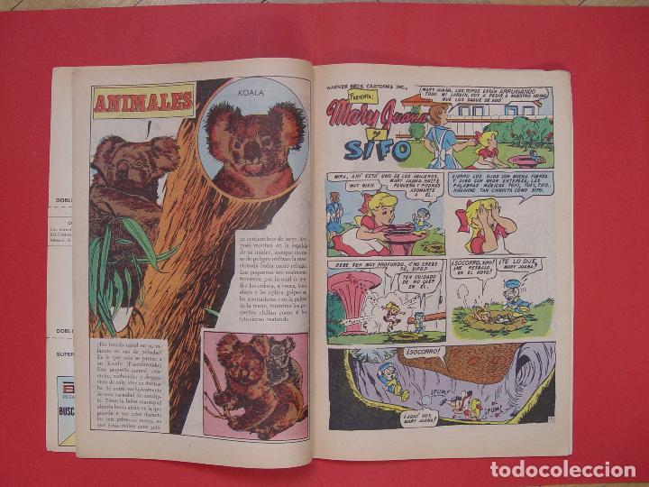 Tebeos: LOTE 2 COMICS: PORKY Y SUS AMIGOS (EDIT. NOVARO -MÉXICO-) 1972 ¡ORIGINALES! - Foto 12 - 107793663