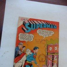 Tebeos: SUPERMAN Nº 172 1959 ORIGINAL. Lote 107822395