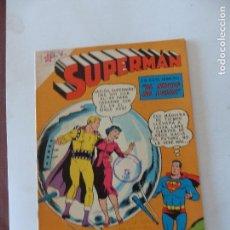 Tebeos: SUPERMAN Nº 186 1959 ORIGINAL. Lote 107822831