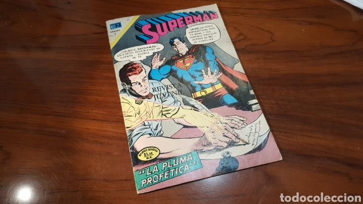 SUPERMAN 845 MUY BUEN ESTADO NOVARO (Tebeos y Comics - Novaro - Superman)
