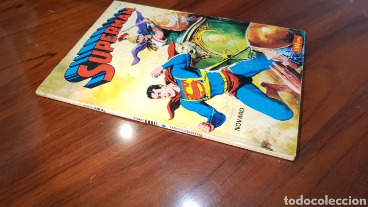 SUPERMAN BUEN ESTADO LIBROCOMIC XXIV NOVARO (Tebeos y Comics - Novaro - Superman)