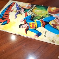 Tebeos: SUPERMAN BUEN ESTADO LIBROCOMIC XXIV NOVARO. Lote 142964002