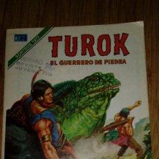 Tebeos: TUROK SERIE ÁGUILA Nº 2-160 NOVARO. Lote 108668511