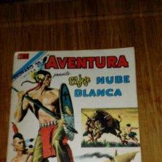 Tebeos: AVENTURA EL JEFE NUBE BLANCA SERIE AGUILA Nº 2-865. Lote 108668723