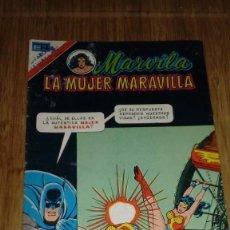 Tebeos: MUJER MARAVILLA Nº223 NOVARO SERIE AVESTRUZ. Lote 108742847
