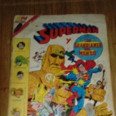 Tebeos: SUPERMAN Nº 117 NOVARO SERIE AVESTRUZ. Lote 108743375