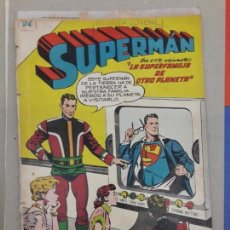 Tebeos: SUPERMAN NOVARO N°101 1957- UNA SUPERFAMILIA DE OTRO PLANETA. Lote 109180463