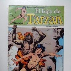 Tebeos: EL HIJO DE TARZAN EDICIONES NOVARO VOL 1 Nº 9. Lote 109203843