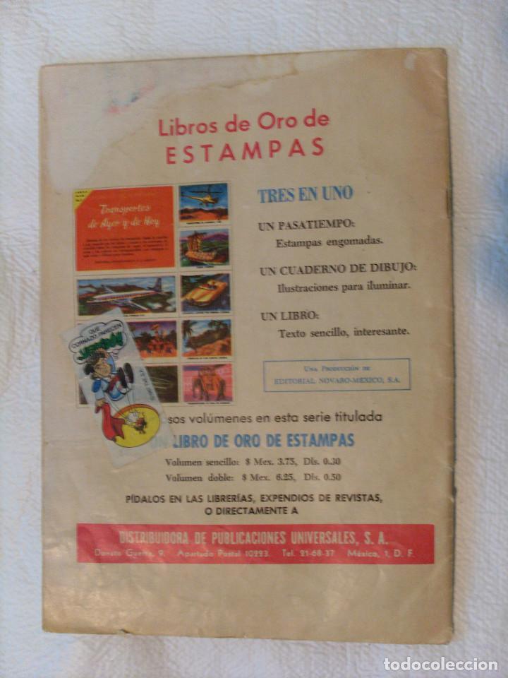 Tebeos: TITANES PLANETARIOS, NÚMERO 86, ABRIL 1960 NOVARO - Foto 2 - 109269375
