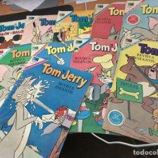 Tebeos: TOM Y JERRY LOTE Nº 11 EJEMPLARES (ED. NOVARO) (COI55). Lote 109408483