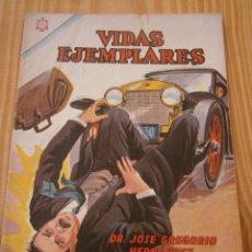 Tebeos: VIDAS EJEMPLARES N° 192 - DR. JOSÉ GREGORIO HERNÁNDEZ - ORIGINAL NOVARO. Lote 109429707