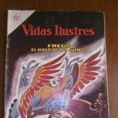 Tebeos: VIDAS ILUSTRES N° 88 - FREUD, EL MAGO DE LOS SUEÑOS - ORIGINAL EDITORIAL NOVARO. Lote 109508855