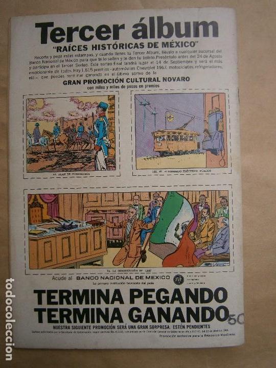 Tebeos: Vidas ilustres n° 168 - Joaquín Rossini - original editorial Novaro - Foto 2 - 109526907