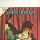 Tebeos: VIDAS ILUSTRES N° 111 - ENRICO CARUSO - ORIGINAL EDITORIAL NOVARO. Lote 109527171