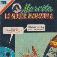 Tebeos: MARVILA. LA MUJER MARAVILLA ( WONDER WOMAN ). Nº 3. Lote 110033395
