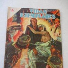 BDs: VIDAS EJEMPLARES Nº. 97 SAN JUAN DE DIOS.-1961. Lote 110470959