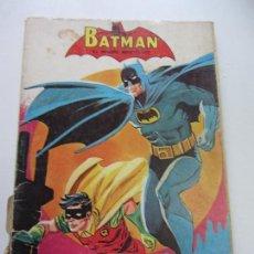 Tebeos: BATMAN EL HOMBRE MURCIÉLAGO LIBROCOMIC Nº 1 I NOVARO 1979 C89SADUR. Lote 110718547