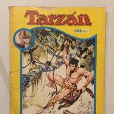 Tebeos: LIBROCOMIC TARZAN TOMO XIV EDITA NOVARO. Lote 110729227