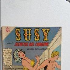 Tebeos: SUSY NÚMERO EXTRAORDINARIO OCTUBRE 1965 - ORIGINAL EDITORIAL NOVARO. Lote 110741747