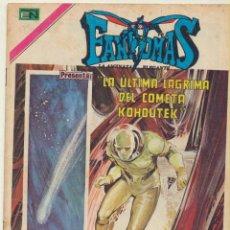 Tebeos: FANTOMAS Nº 175. NOVARO 1974.. Lote 110876063