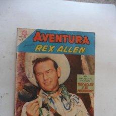 Tebeos: REX ALLEN Nº 439 AVENTURA NOVARO ORIGINAL. Lote 110885139