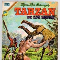 Tebeos: TARZAN DE LOS MONOS. Nº 337. 15 DE MARZO DE 1973. Lote 111107056