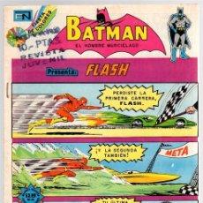 Tebeos: BATMAN EL HOMBRE MURCIÉLAGO PRESENTA FLASH. Nº 723. 28 DE FEBRERO DE 1974. Lote 111107515